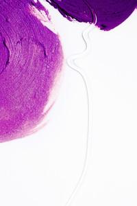 Purple Shadow with Gloss