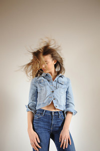 Denim Blur