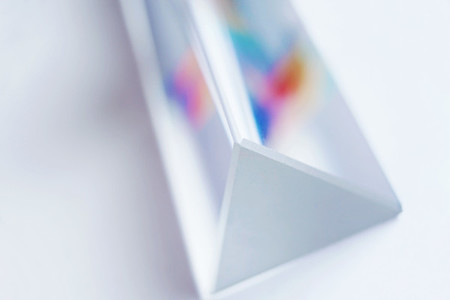 Abstract prism macro