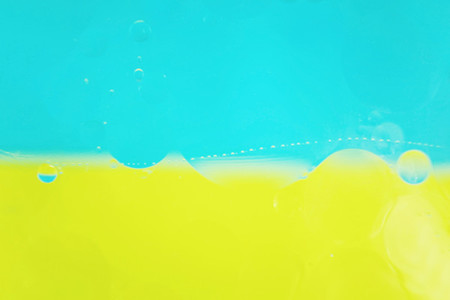 Abstract background with liquids