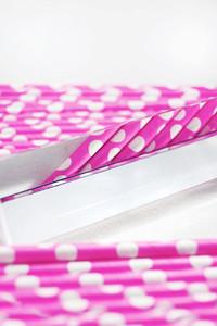Macro pattern in pink