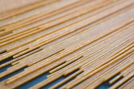 Bunch of pasta spaghetti