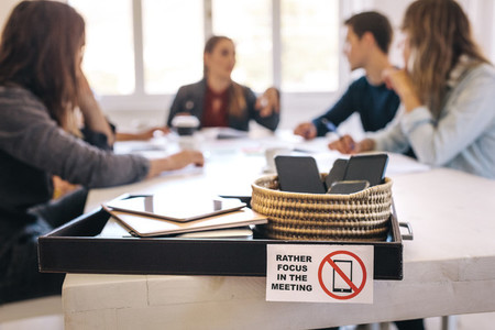 A method for more productive meetings