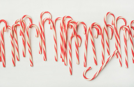 Christmas holiday red striped candy cane pattern  texture and background