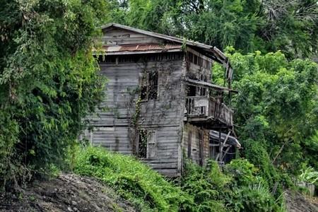 Abundoned house