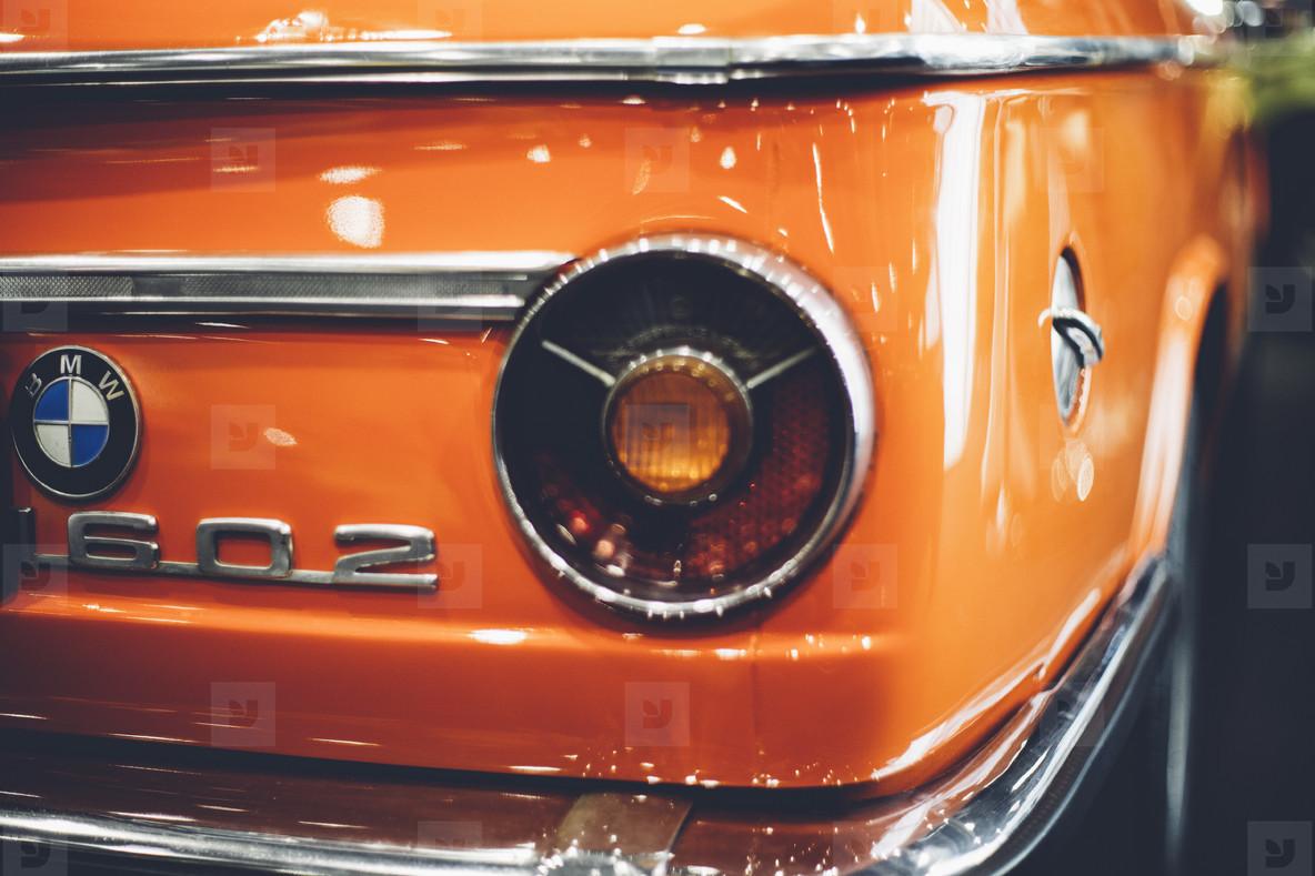 BMW 1602 Vintage Oldtimer