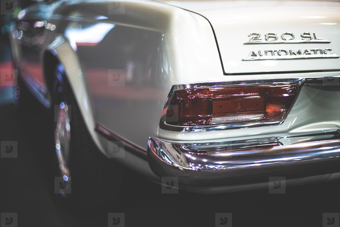 Mercedes Daimler Benz 280 SL Automatic Oldtimer