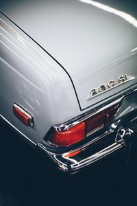 Mercedes Daimler Benz Pagode 280 SL Oldtimer