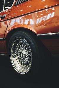 BMW 528 Vintage Oldtimer