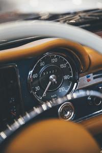 Mercedes Daimler Benz Pageode 280 SL Oldtimer
