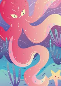 Underwater Creatures 03