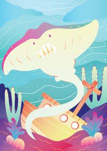 Underwater Creatures 04