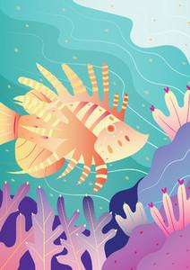 Underwater Creatures 08