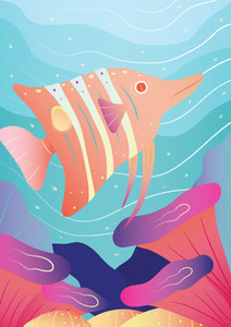 Underwater Creatures 09