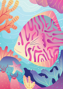 Underwater Creatures 10