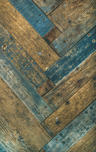 Rustic wooden barn door  wall or table texture and background