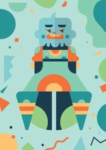 Robot Monster Creatures 05