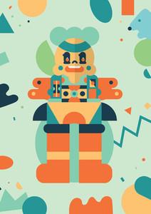 Robot Monster Creatures 06