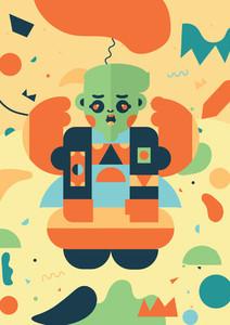 Robot Monster Creatures 11