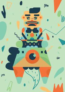Robot Monster Creatures 13