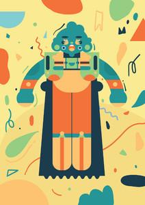 Robot Monster Creatures 14