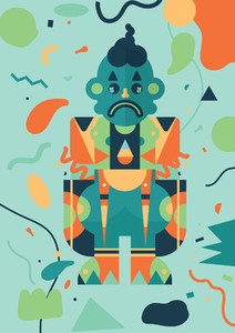 Robot Monster Creatures 16