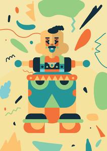 Robot Monster Creatures 19