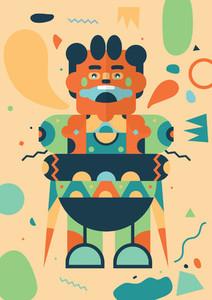 Robot Monster Creatures 20