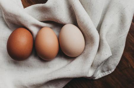 Ombre Eggs