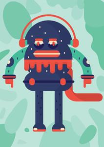 Robot Monster Creatures 21