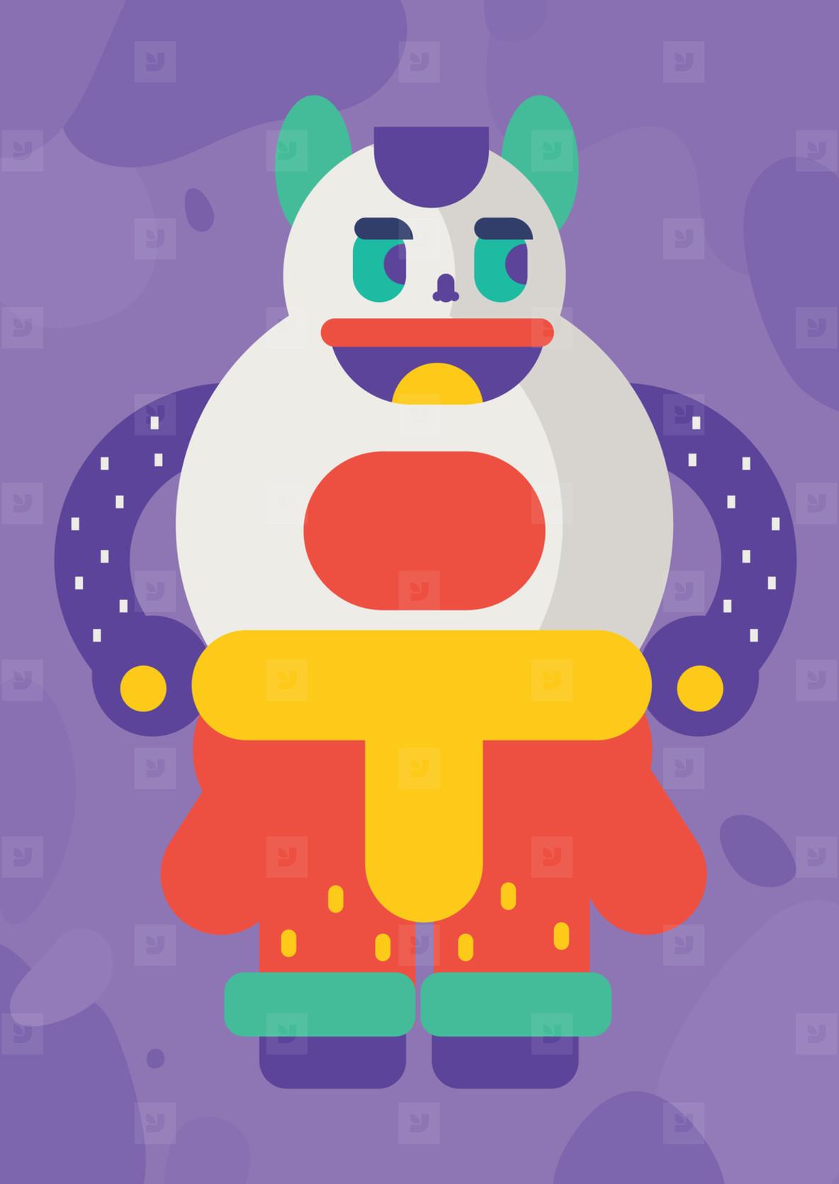 Robot Monster Creatures 23