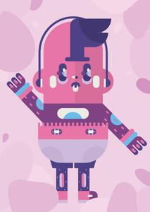 Robot Monster Creatures 24