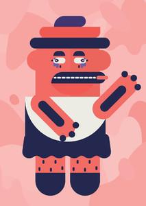 Robot Monster Creatures 25