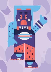 Robot Monster Creatures 26