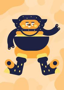 Robot Monster Creatures 27