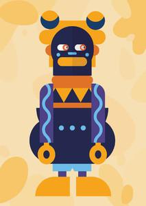 Robot Monster Creatures 29