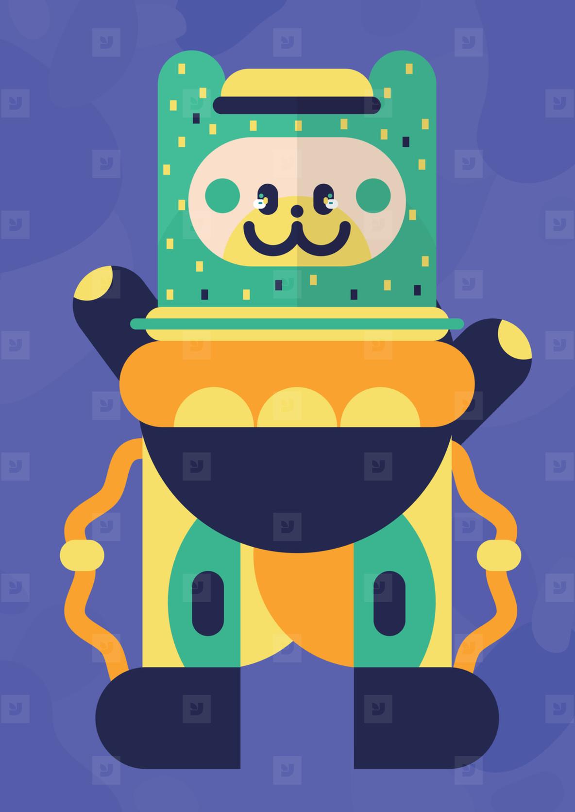 Robot Monster Creatures 30
