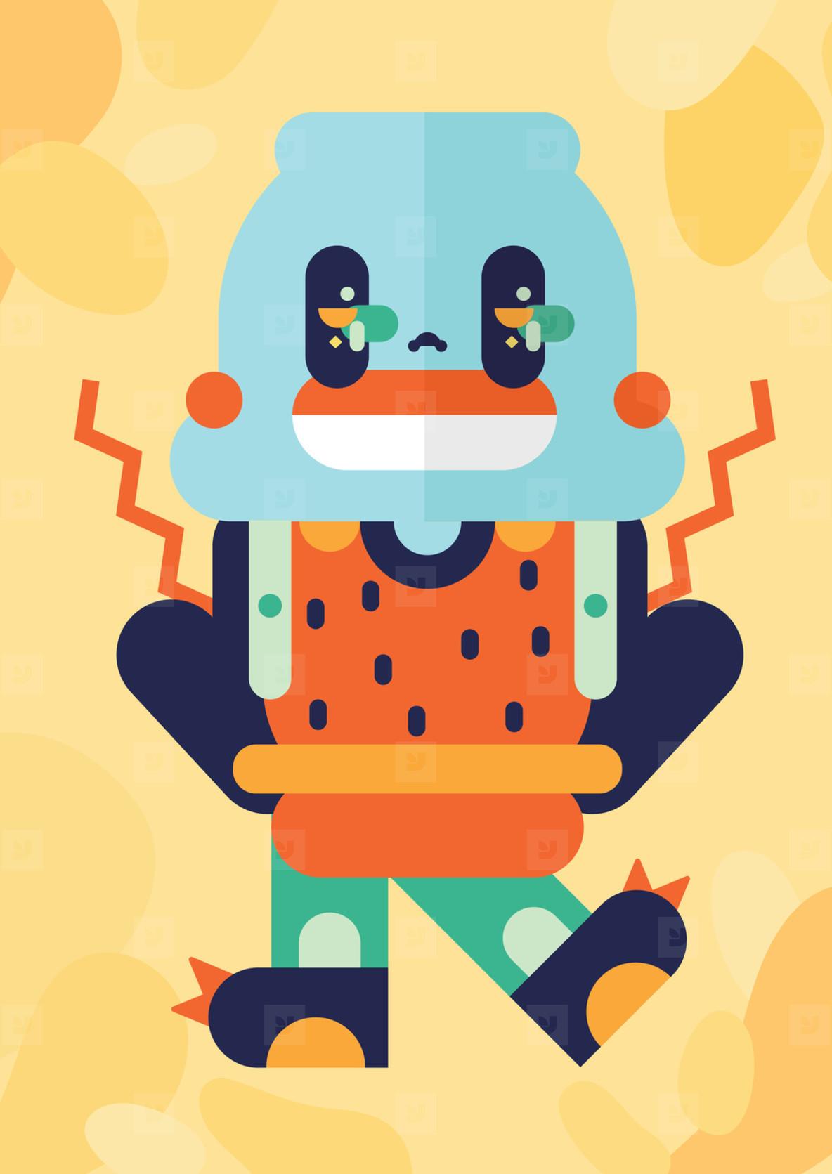 Robot Monster Creatures 31