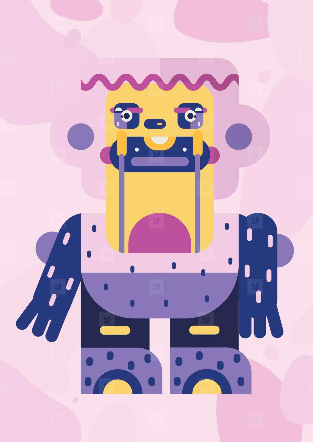 Robot Monster Creatures 32