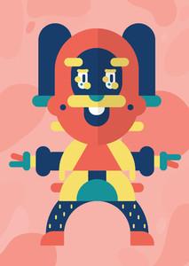 Robot Monster Creatures 34