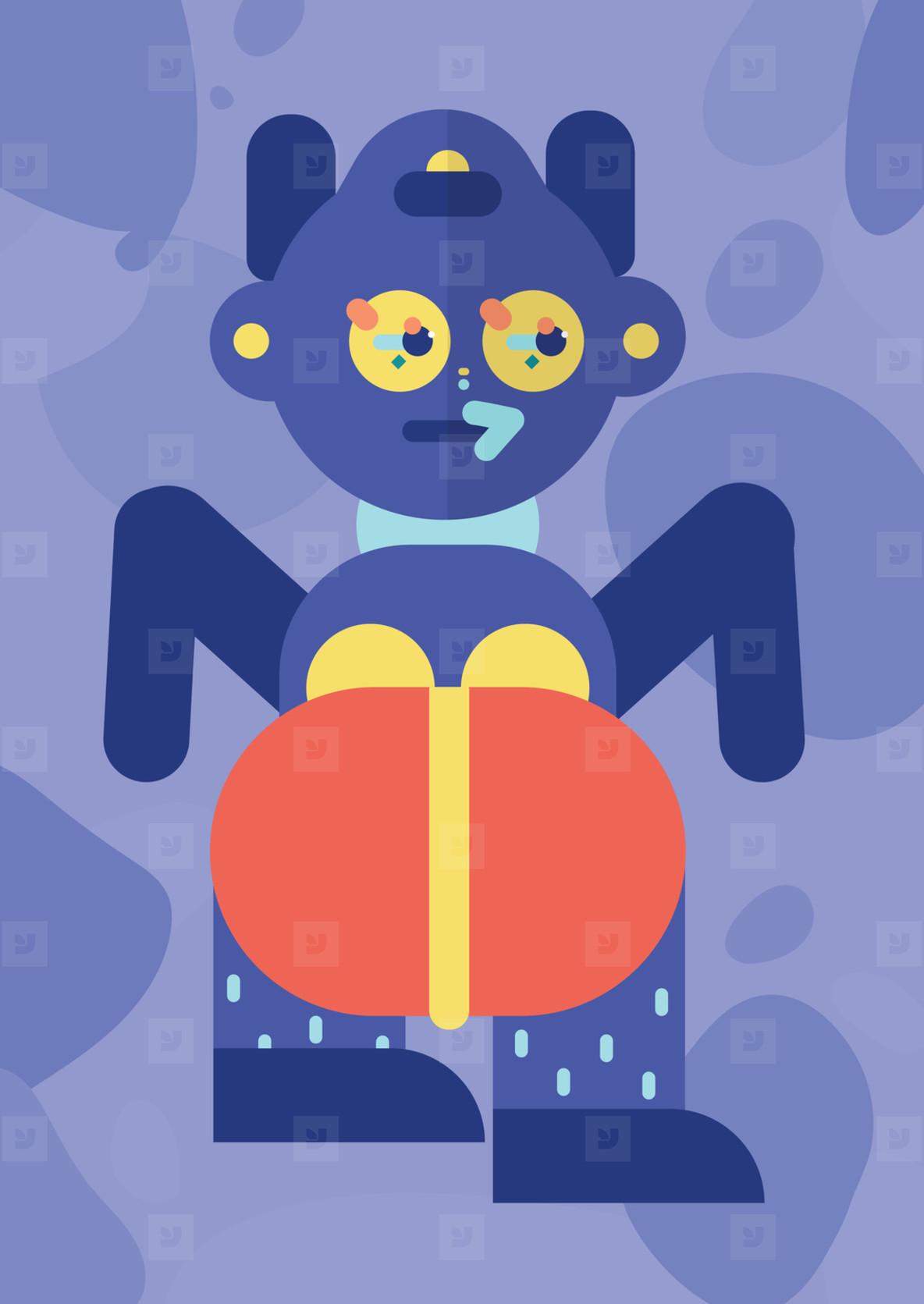 Robot Monster Creatures 35