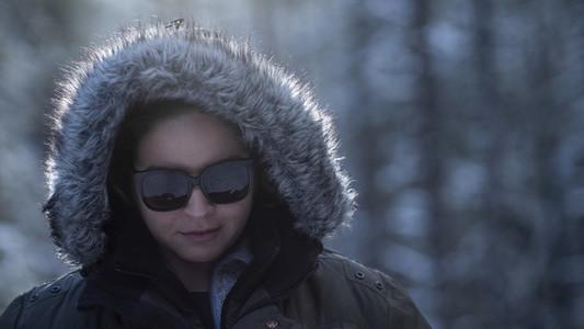 Snowy Mountain Scenes 03