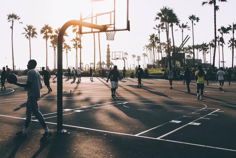 Basketball in California