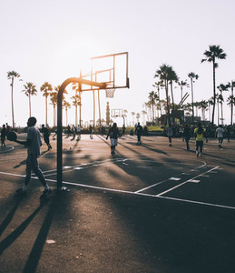 Basketball in California