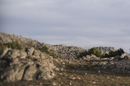 Rocky remote lands in silence