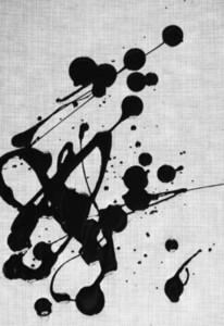 Ink Blot Black