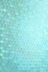 Retro futuristic texture in blue tones