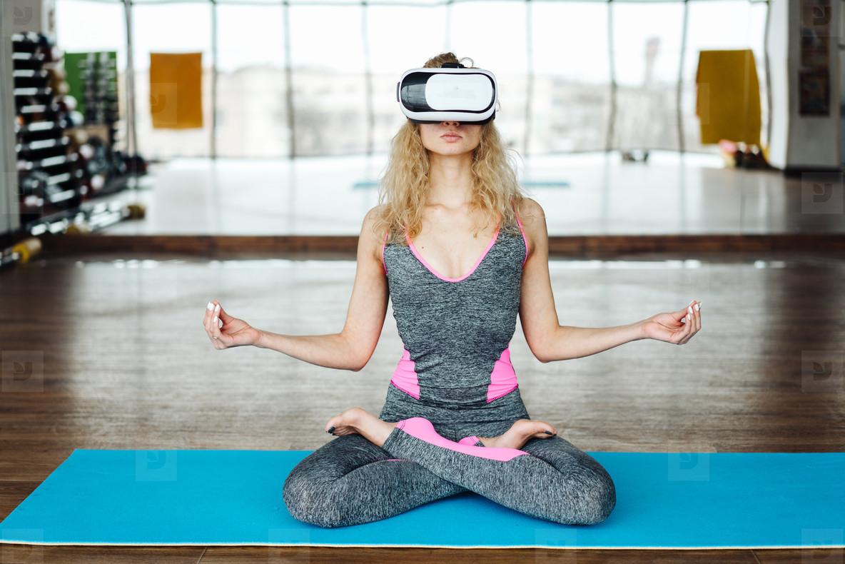 Yoga 3D Vr