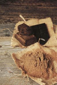 Mix of chocolates