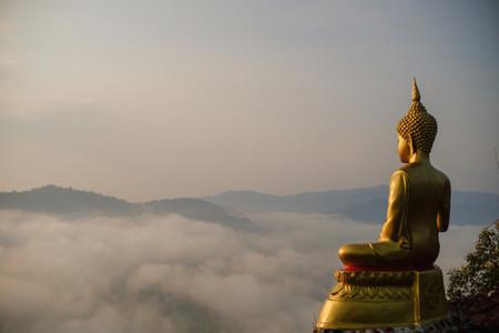 View of big buddha state